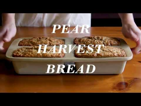 Pear Harvest Bread