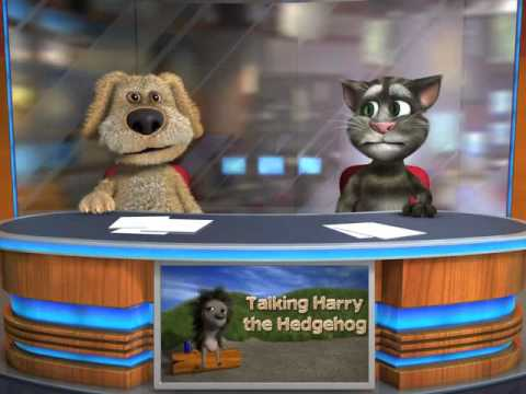 Talking Tom & Ben News am going to fuck you up