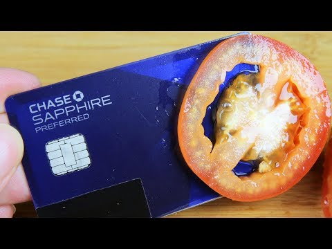 Make a Credit Card Knife