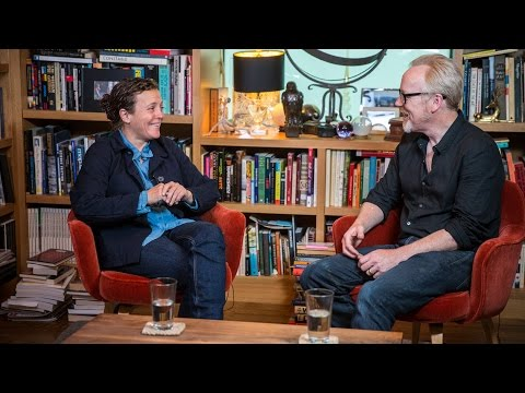 Adam Savage Interviews Traci Des Jardins - The Talking Room