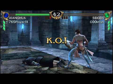Soulcalibur: Broken Destiny (Xianghua)