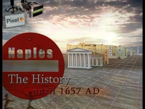Napoli la Storia Vol. I dal VI sec a.c. al 1657 Eng. sub.
