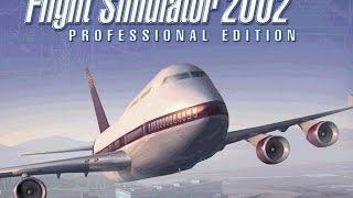 GAMEPLAY FLIGHT SIMULATOR 2002