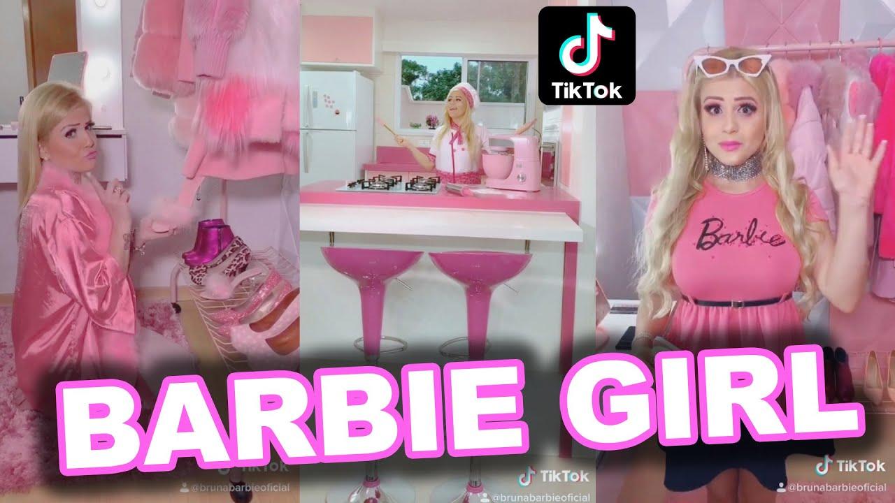 The Best Tiktok Barbie Girl Challenge Compilation July 2020 Youtube
