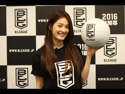 I LOVE B. #10 / 「口説きます!私をバスケに連れてって。」 / 宮沢セイラ(タレント)