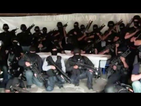 Mexican Cartels: Cartel de Jalisco Nueva Generacion