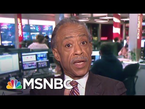 Rev. Al Sharpton: Amazing What Donald Trump Did In South Carolina   MSNBC