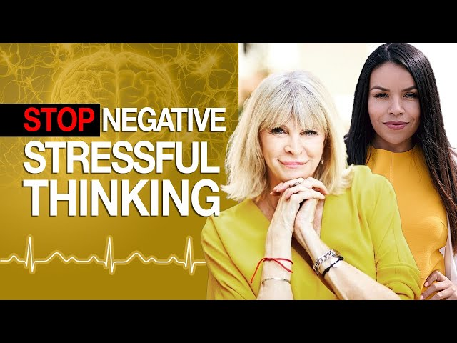How To STOP Overthinking INSTANTLY! w/Marisa Peer