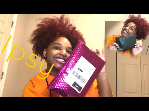 August Ipsy Review!!!