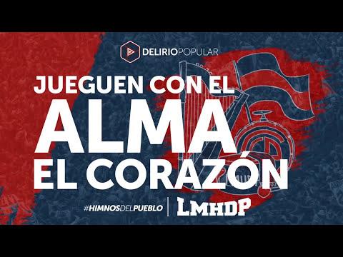 Somos Cerro Porteño | Nuevo Cántico de #LMHDP (Oficial Video Lyric)