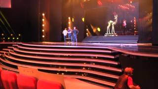 BUNTE TV - BAMBI 2013: Robbie Williams, Miley Cyrus, Victoria Beckham behind the Scenes