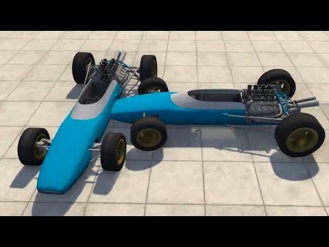 TS67 (F1 Car) - BeamNG.drive