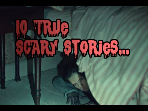 10 Really Creepy True Stories Youtube Nightmare has said on twitter that someone else has created this podcast without his permission. 10 really creepy true stories youtube