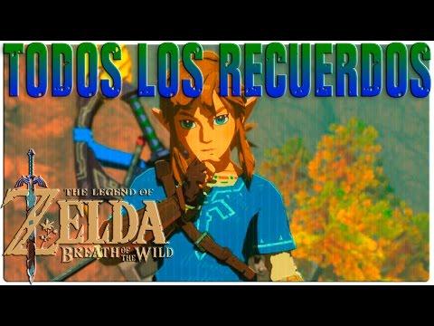 [The Legend Of Zelda: BOTW][GUÍA] Todos los recuerdos de Link (12+1)
