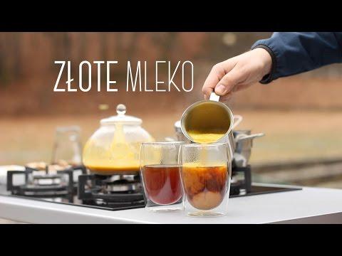 Złote Mleko, Przepis Na Mleczną Herbatę Z Kurkumą. Czajnikowy.pl