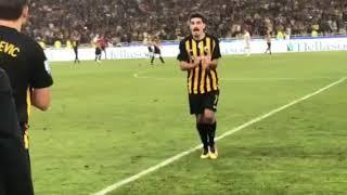aek365 ΑΕΚ - Ολυμπιακός 3-2 αλλαγή Λάζαρου ... 0dfd51ec6ca