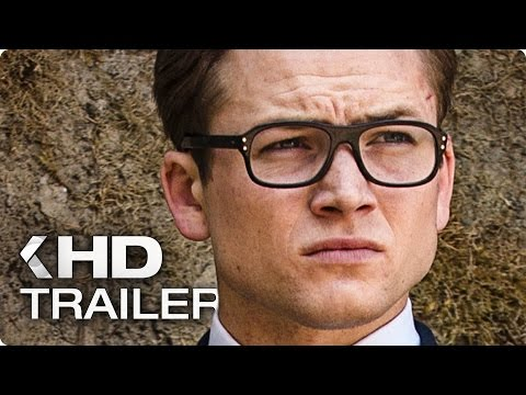 KINGSMAN 2: The Golden Circle Red Band Trailer (2017)