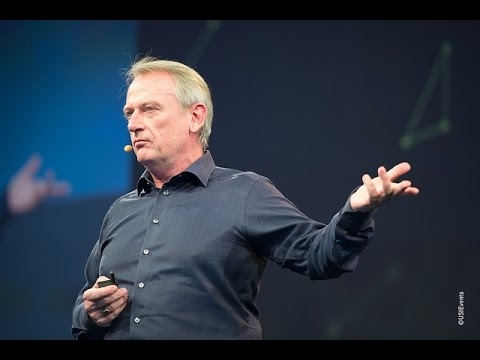 The future of money, trade and finance - Chris Skinner, at U