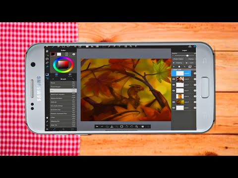 Top 4 Best Drawing Apps For Android FREE! (2020)