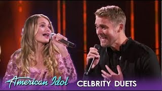 Riley Thompson & Brett Young: This 16-Year-Old WOWS In Her First Duets! | American Idol 2019