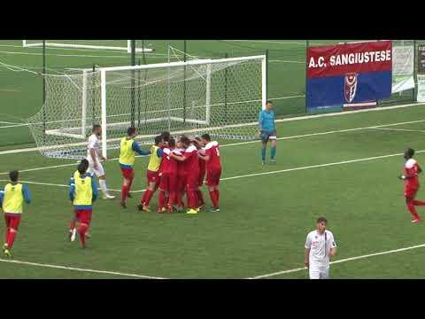 Sangiustese vs San Nicolo'