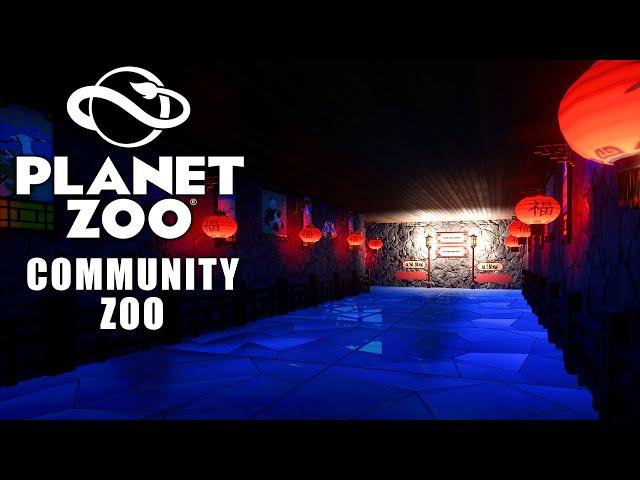 Blacks Dungeon ⁉️ Community Zoo 🐼 Planet Zoo [Deutsch]