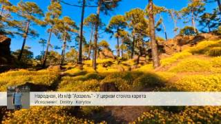 "Народная, Из к/ф ""Азазель"" - У церкви стояла карета (Dmitry  Korytov)"