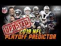 2019 NFL Playoff Scenarios & Predictions (UPDATED)🤦