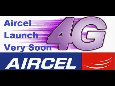 Aircel May Launch 4G Services Very Soon In Jammu Kashmir | Aircel News Updates |