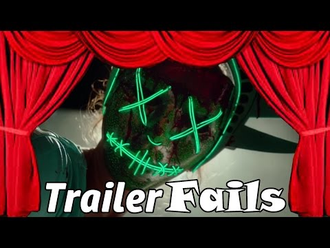 Trailer Fails - The Purge: Election Year