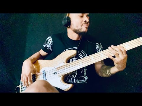 The Woo-Pop Smoke (Bass Cover) by Daijon Dior  #popsmoke #50cent