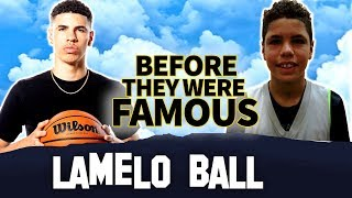 "LaMelo Ball | Before They Were Famous | 6'8"" Drew League Allstar"