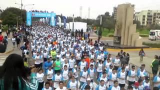 Carrera del Día Olímpico fue la más numerosa de todos los tiempos