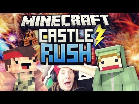 GRÖßTE FREUDE MEINES LEBENS! - Minecraft CASTLE RUSH - TdW #04   ungespielt