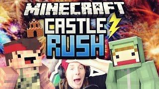 GRÖßTE FREUDE MEINES LEBENS! - Minecraft CASTLE RUSH - TdW #04 | ungespielt