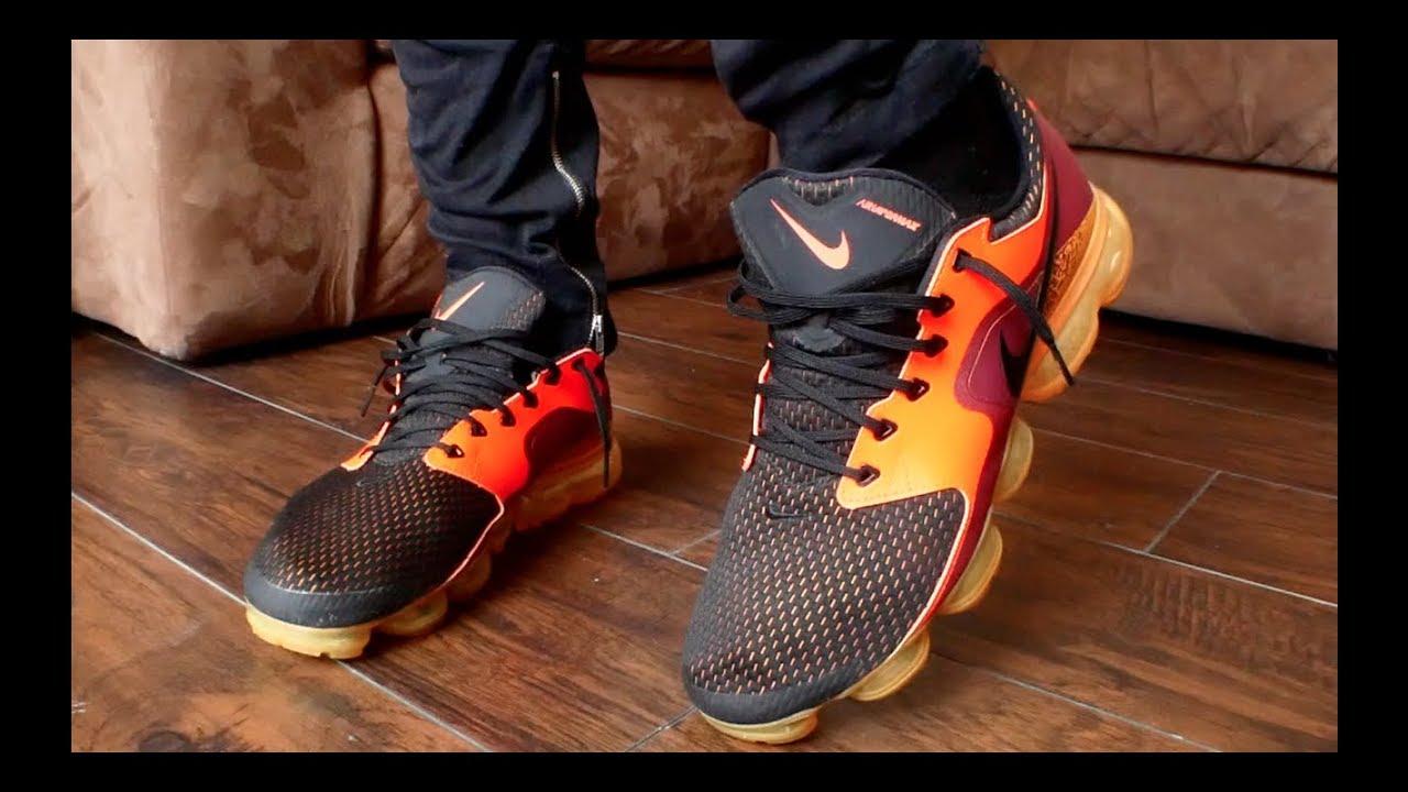 1551958d5b75a Nike Vapormax CS  Volcano  Review