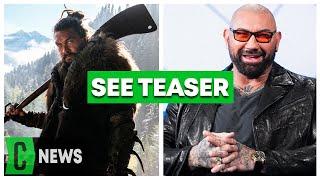 See Season 2 Trailer Teases Jason Momoa Vs Dave Bautista