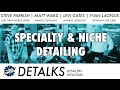 DETALKS - SPECIALTY DETAILING: Planes and Bicycles and Boats, Oh My!