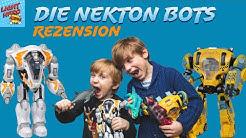Die Nektons Bots // AUSPACKEN und spielen. NEU 2018