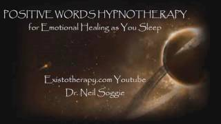 POSITIVE WORDS HYPNOTHERAPY FOR HEALING WHILE YOU SLEEP
