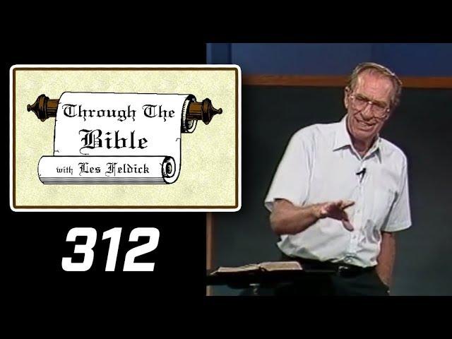 [ 312 ] Les Feldick [ Book 26 - Lesson 3 - Part 4 ] 1 Corinthians 3:10-4:2 |b