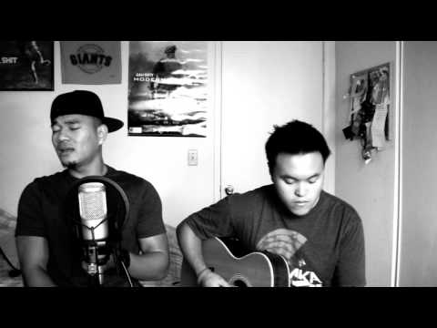 JVoqalz X Jay Marquez  Angel  Robin Thicke Acoustic Guitar
