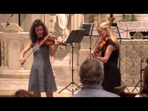 Manhattan String Orchestra Faculty - Handel-Halvorsen's Passacaglia