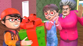 Scary Teacher 3D - Nick Love Tani - SWEET CHRISTMAS - Special Chapter | BuzzFamily Animation