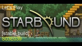 Starbound #3.39: Bone with Carvings