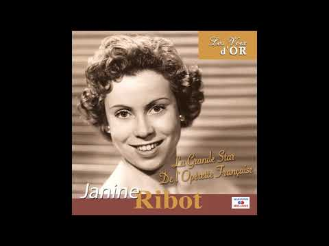 """Janine Ribot - Chanson Du Cidre (De L'opérette """"Les Cloches De Corneville"""")"""
