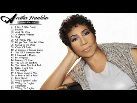 Aretha Franklin Greatest Hits - Best Songs OfAretha Franklin (HD/HQ)