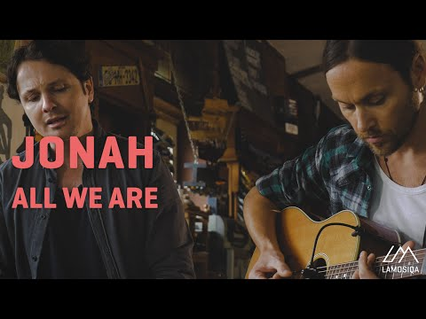 Jonah - All We Are | Live & Unplugged | 1/2