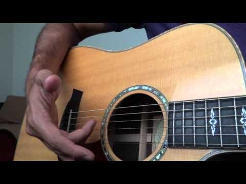 JJ Heller - Your Hands picking pattern Instructional video