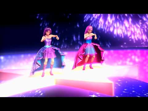 Barbie la Princesse et la PopStar - Bonus du DVD